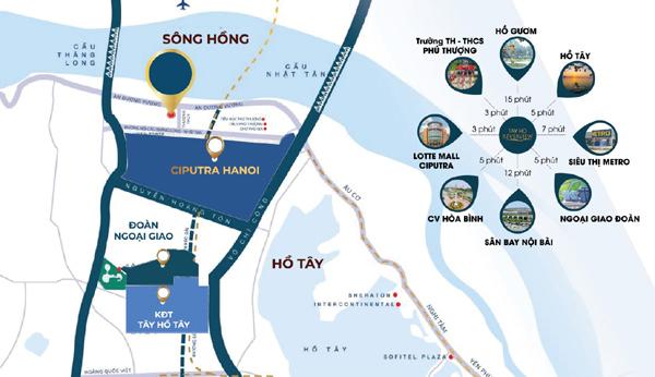 """Căn hộ 2 phòng ngủ giá 2 tỷ đồng ở quận """"đắt đỏ"""" của Hà Nội"""