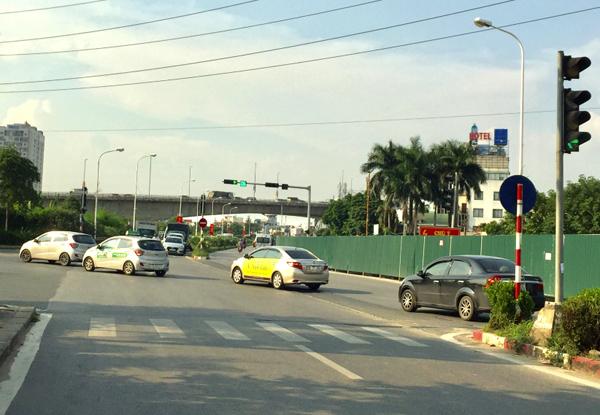 Diện mạo mới của Thủ đô bên bờ sông Hồng