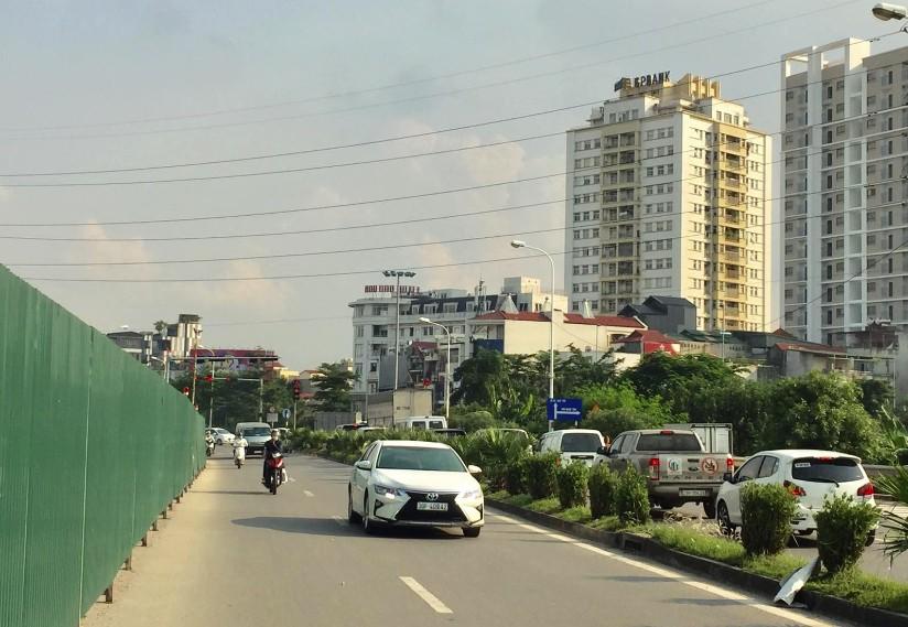 Hạ tầng tỷ USD nâng tầm bất động sản bên bờ sông Hồng